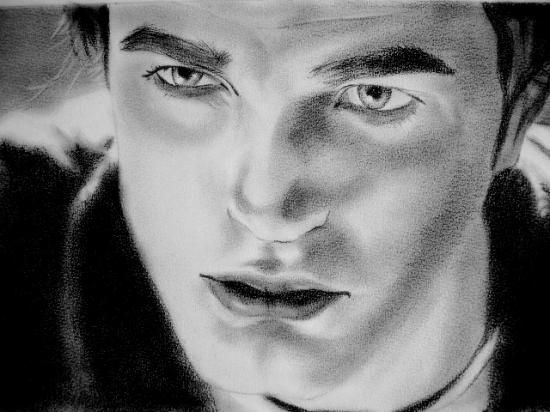 Robert Pattinson por prune33